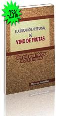 Libro ELABORACIÓN ARTESANAL DE VINO DE FRUTAS